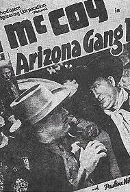 Tim McCoy, Arno Frey, Lou Fulton, Carl Mathews, and Julian Rivero in Arizona Gang Busters (1940)