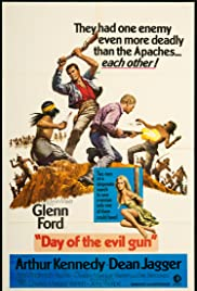 Day of the Evil Gun(1968) Poster - Movie Forum, Cast, Reviews