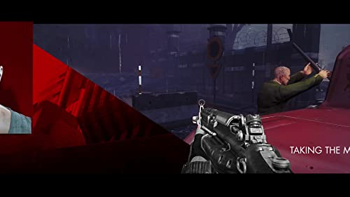 Wolfenstein: The New Order: Stealth Vs Mayhem