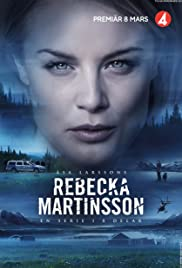 Rebecka Martinsson: Arctic Murders Poster