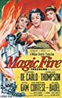 Magic Fire (1956) Poster