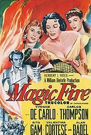 Magic Fire Poster