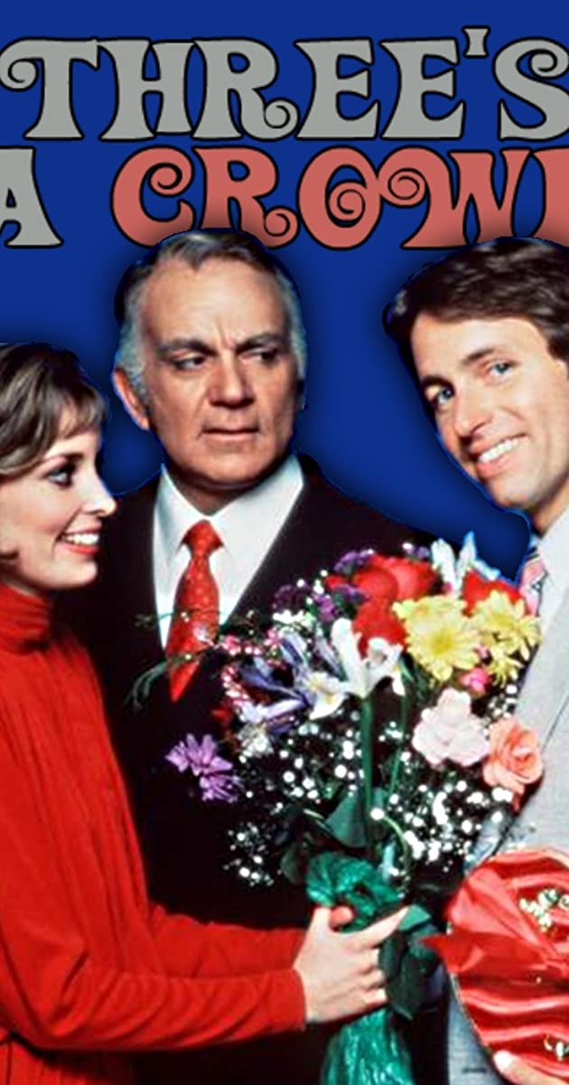 Three's a Crowd (TV Series 1984–1985) - Mary Cadorette as