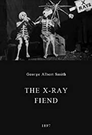 The X-Ray Fiend Poster