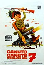 Canuto Cañete, conscripto del 7