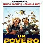 Ornella Muti and Renato Pozzetto in Un povero ricco (1983)