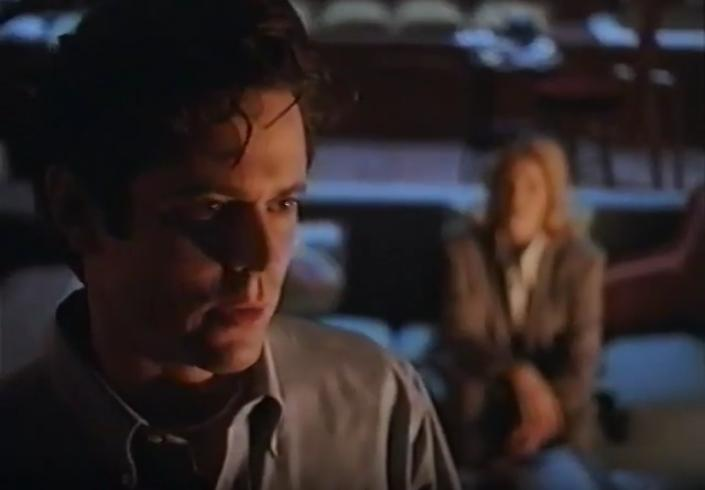 C. Thomas Howell and Stacey Travis in Suspect Device (1995)