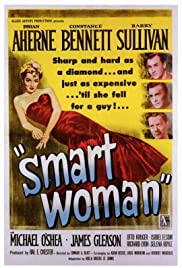 Smart Woman Poster