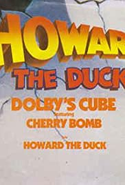 Dolby's Cube Feat. Cherry Bomb: Howard the Duck(1986) Poster - Movie Forum, Cast, Reviews