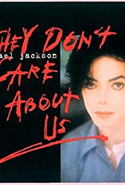 Michael Jackson: They Don't Care About Us, Prison Version Poster
