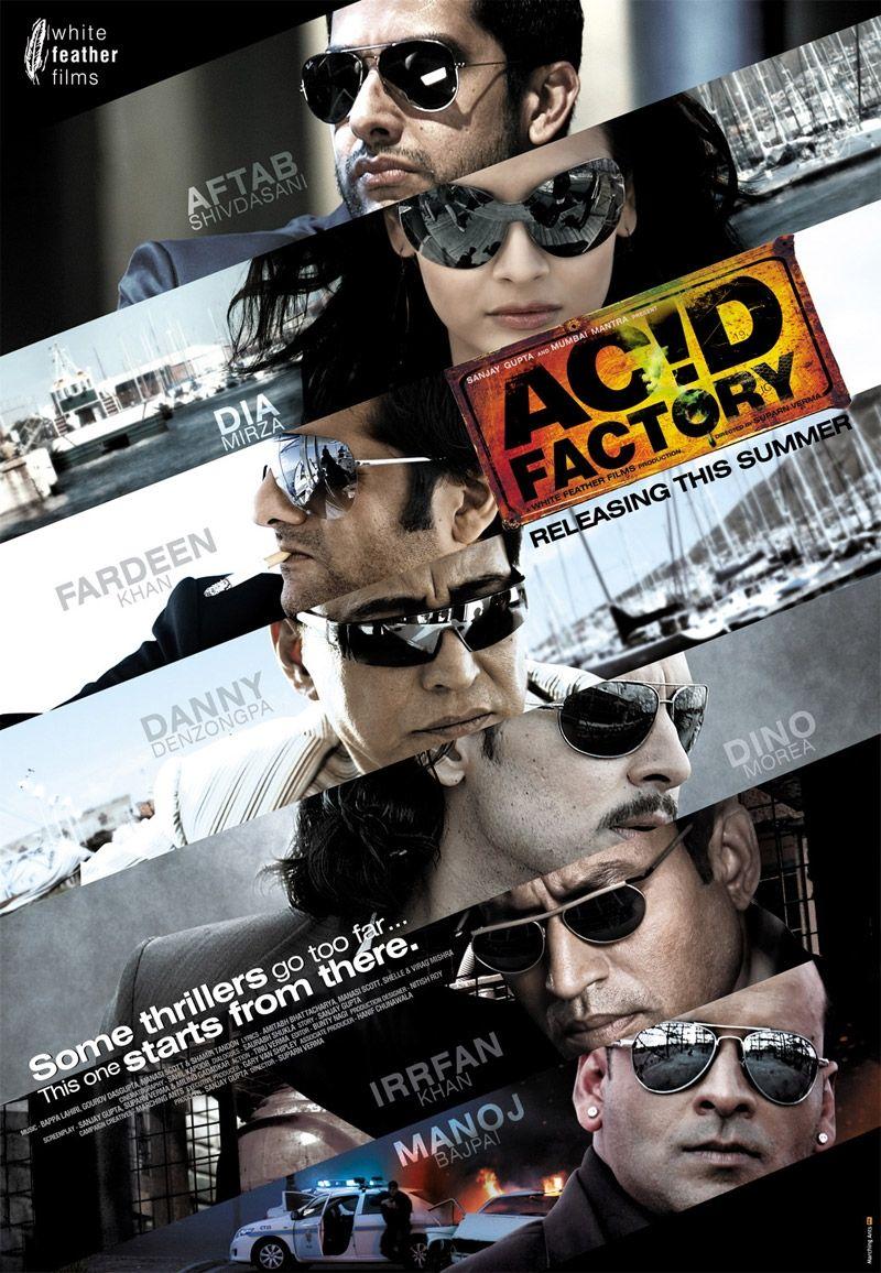 دانلود زیرنویس فارسی فیلم Acid Factory