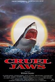 Cruel Jaws (1995) Poster - Movie Forum, Cast, Reviews