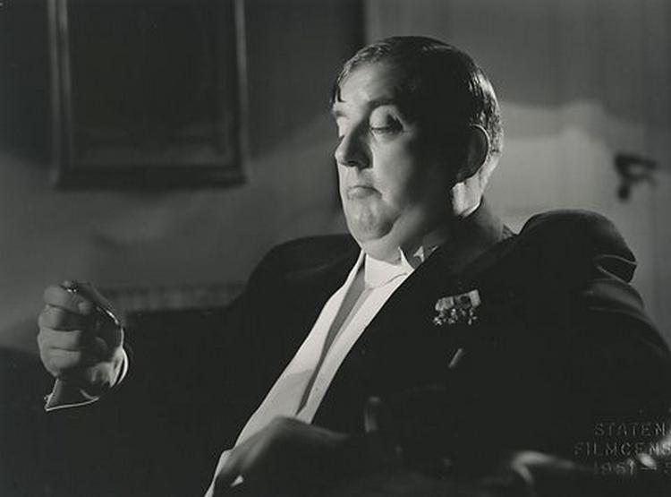 Ib Schønberg in Det sande ansigt (1951)