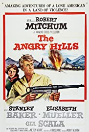 The Angry Hills Poster