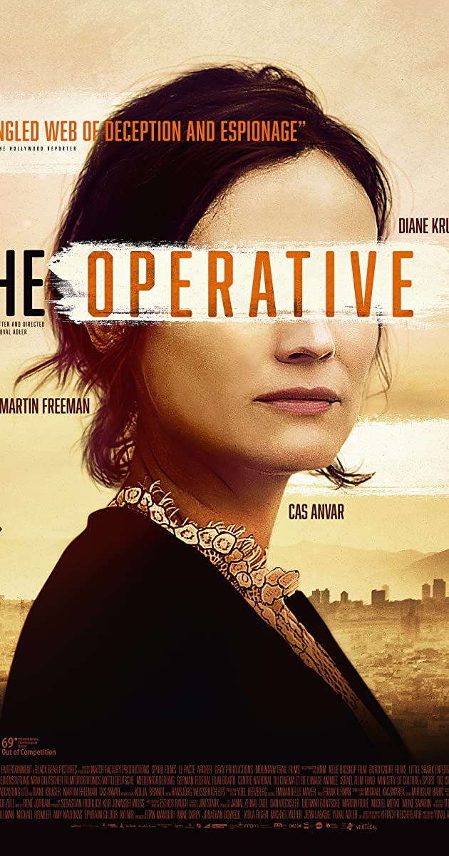 Subtitle of The Operative