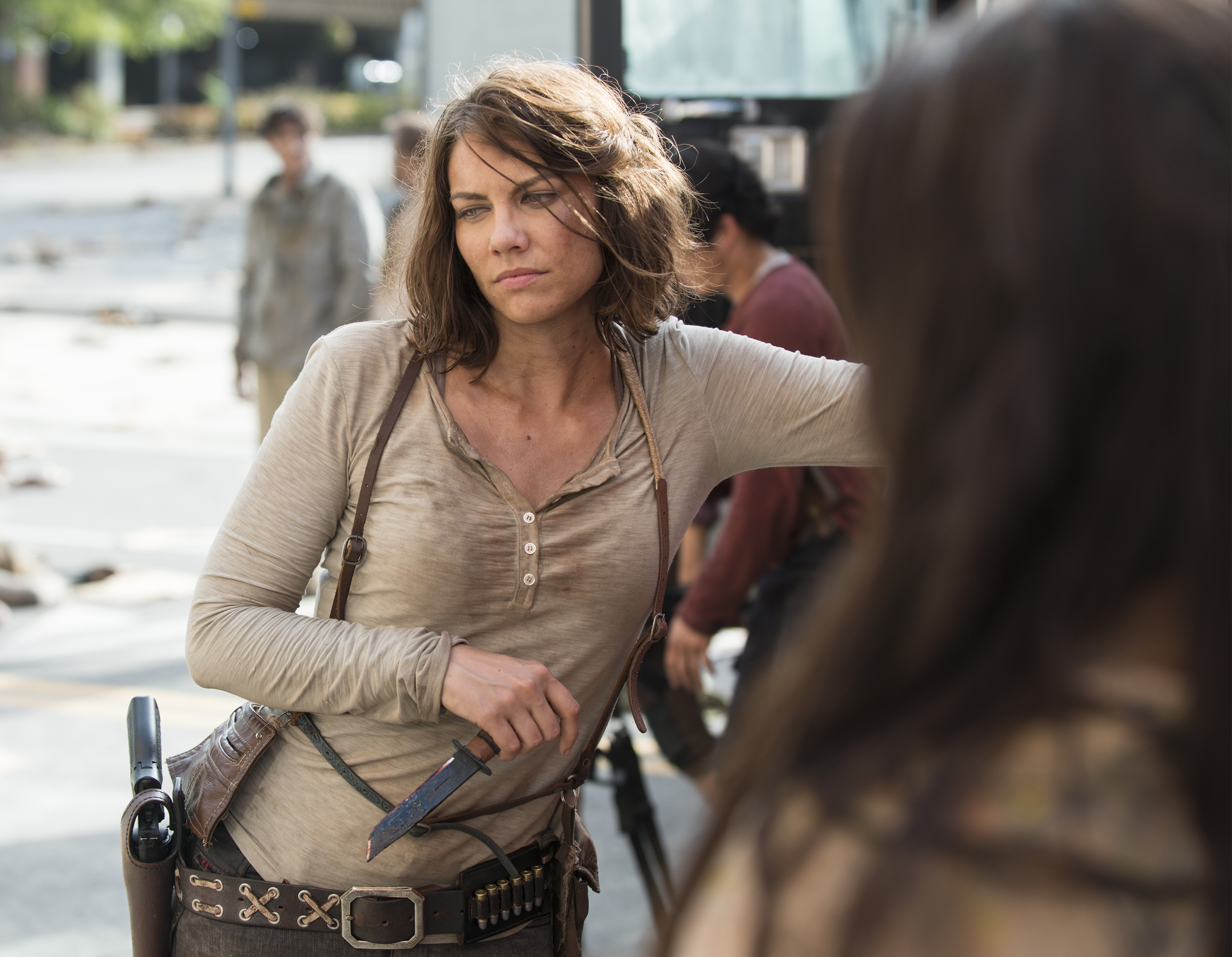 The Walking Dead 5×05 – Autoayuda