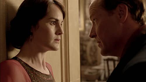 Downton Abbey: Lady Mary And Sir Richard Discuss Their Marriage