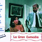 Álvaro Labra and Pilar Sueiro in La gran comedia (1988)
