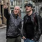 James Cameron and Robert Rodriguez in Alita: Battle Angel (2019)