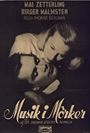 Music in Darkness(1948) Poster - Movie Forum, Cast, Reviews
