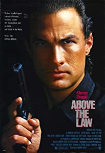 Best website for movie downloads for free Above the Law [BDRip]