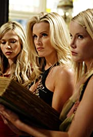 The Power of Three Blondes Poster