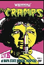 The Cramps: Live at Napa State Mental Hospital Poster
