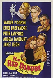 The Red Danube (1949) Poster - Movie Forum, Cast, Reviews