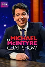 The Michael McIntyre Chat Show Poster