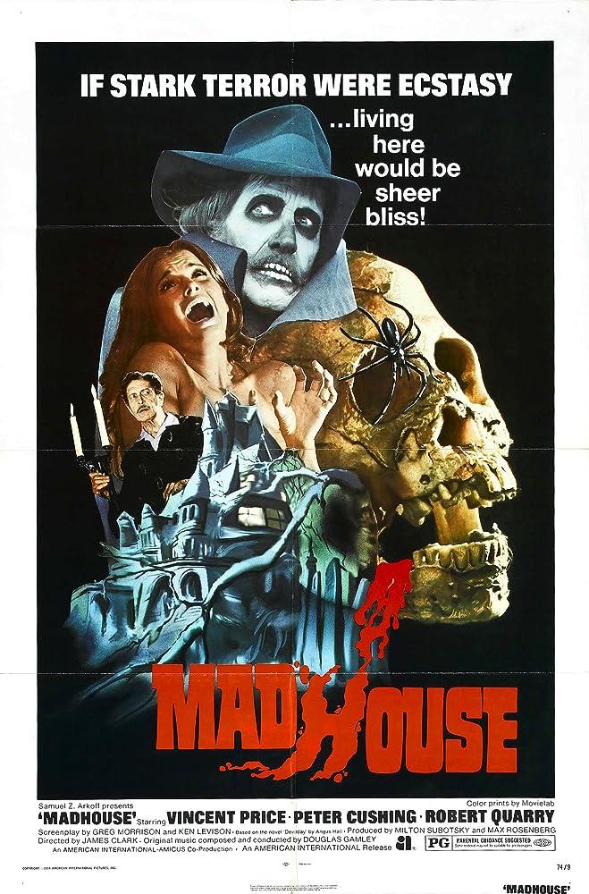 Madhouse (1974)