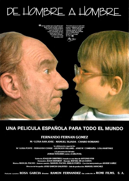 De hombre a hombre ((1985))