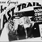 George O'Brien, George Reed, and Claire Trevor in The Last Trail (1933)