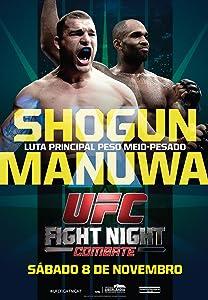 Top downloadable movie sites UFC Fight Night: Shogun vs. St. Preux by [360x640]