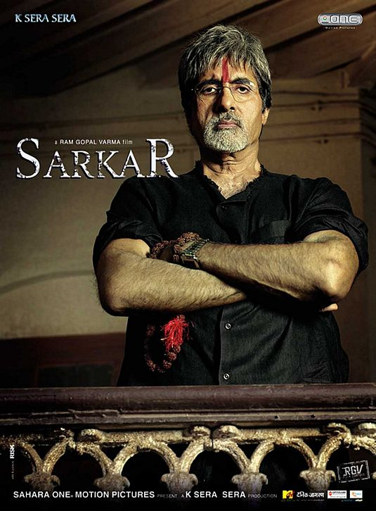 Sarkar 2005 Hindi Movie 720p BluRay 1.1GB Download