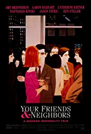 Your Friends & Neighbors Poster