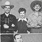 Gene Autry, Sterling Holloway, and Lynne Roberts in Sioux City Sue (1946)