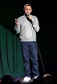 Joe Mande's Award-Winning Comedy Special Poster