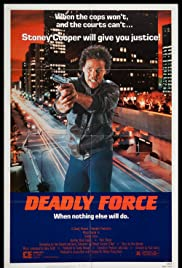 Deadly Force Poster