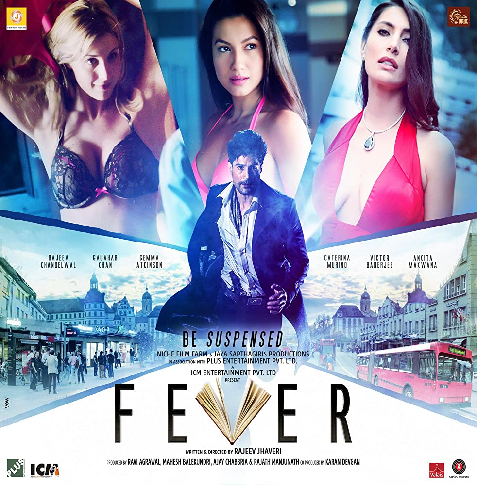 Fever 2016 Hindi HDRip 720p 650MB Esub MKV