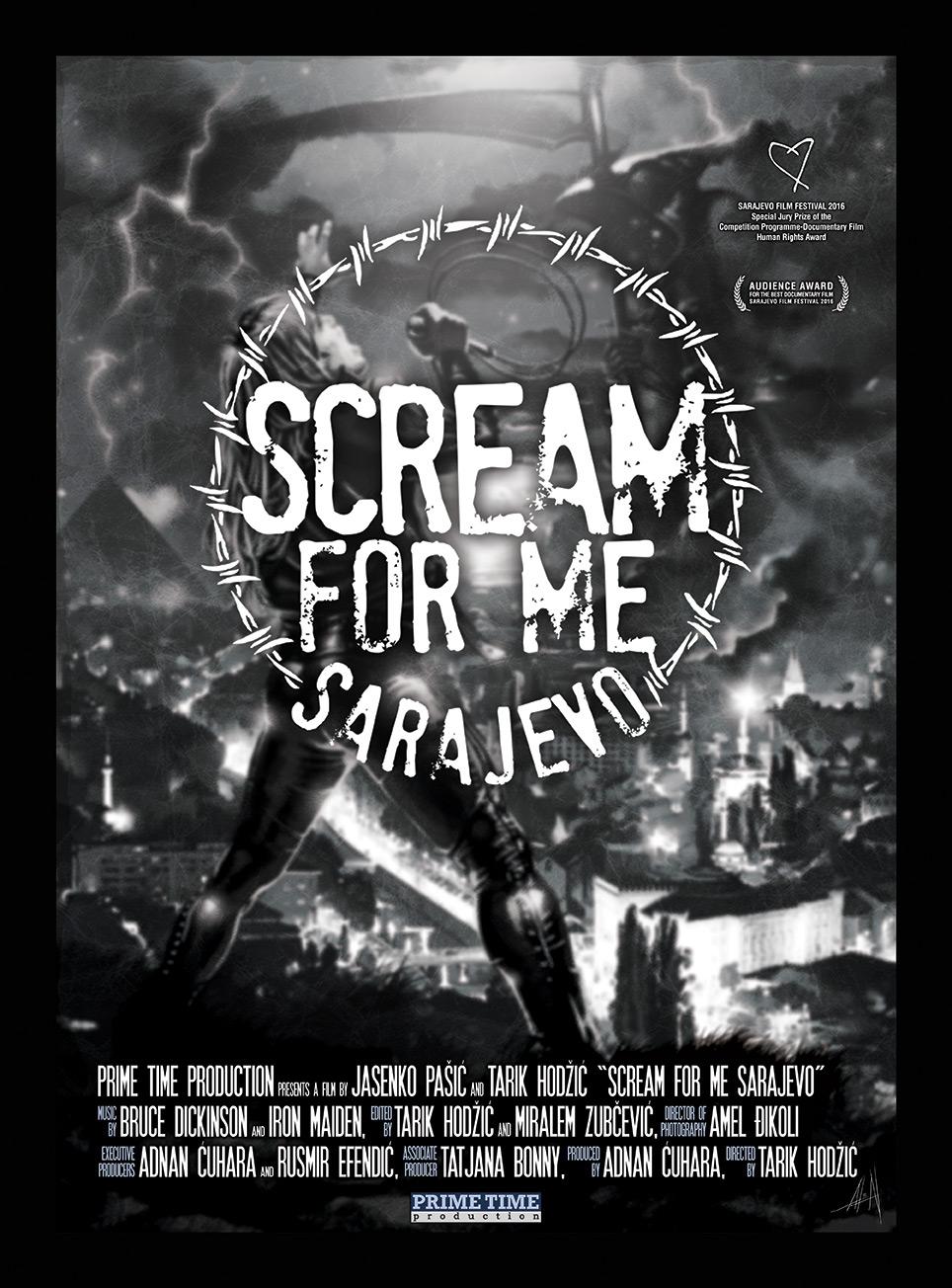 Scream for Me Sarajevo (2017) - IMDb