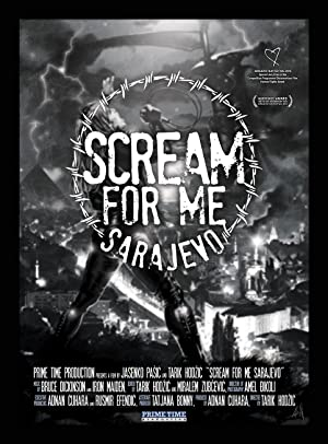 Movie Scream for Me Sarajevo (2017)