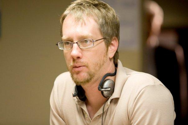 "Randy Kent directing the award-winning feature film, ""Life Of Lemon"""
