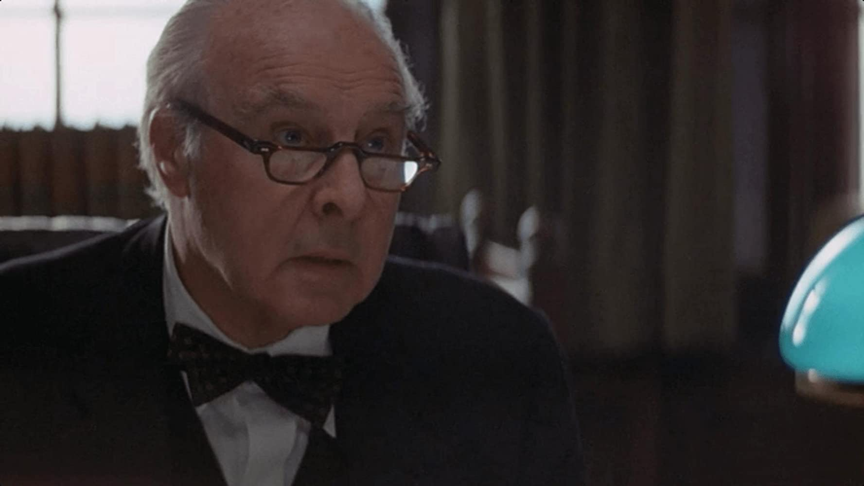 John Houseman in The Paper Chase 1973