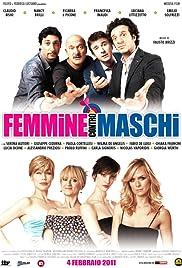 Women Vs Men Poster