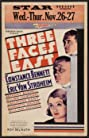 Three Faces East (1930) Poster