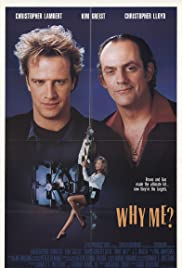 Why Me?(1990) Poster - Movie Forum, Cast, Reviews