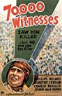 70,000 Witnesses (1932) Poster