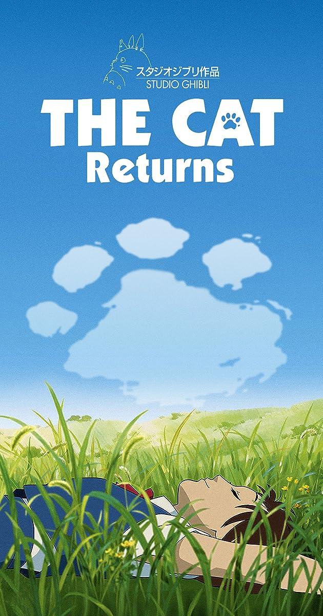 Subtitle of The Cat Returns