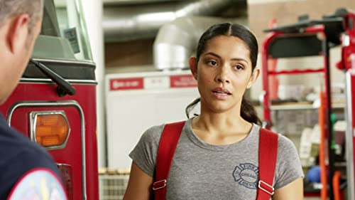 Chicago Fire: Stella Finds Out Her Ex Is Unstable