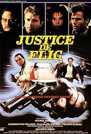 Justice de flic Poster